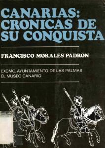 Canarias-Cronicas de su conquista-Portada